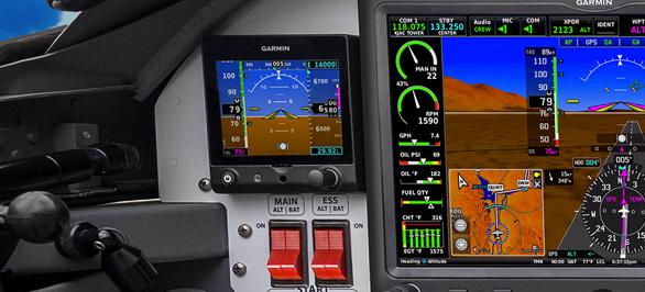 GARMIN G5 ELECTRONIC FLIGHT INSTRUMENT - GARMIN AVIACION GPS ESPAÑA, DISTRIBUIDOR OFICIAL